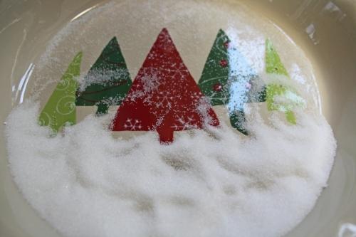 sugar snowstorm