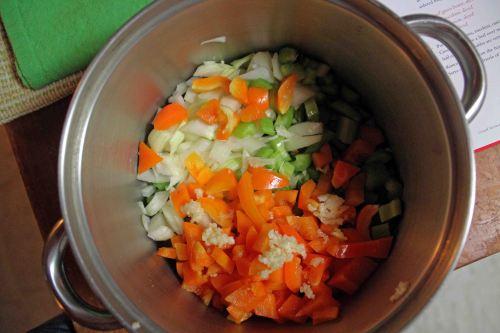 veggie tonic