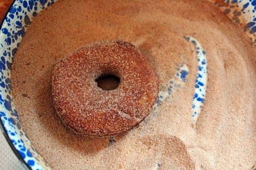 apple cider donut 3